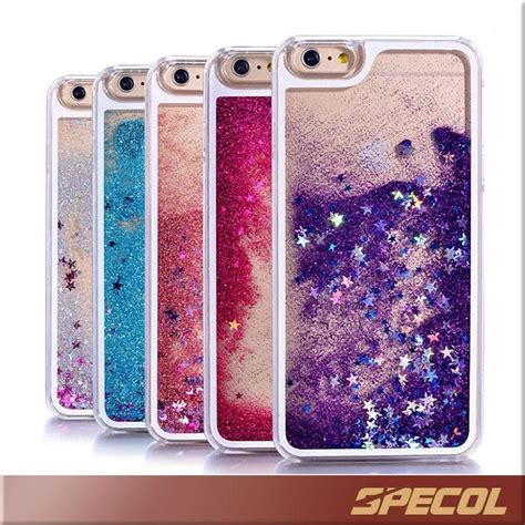 Water Glitter Iphone 7 Plus for iphone 7 plus sparkly bling glitter flowing