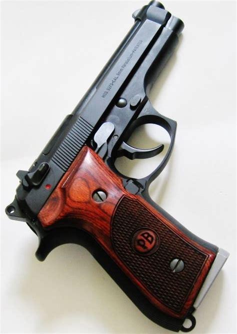 beretta 92fs wood grips pin by aaron on guns guns firearms and