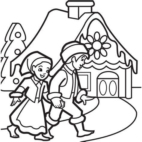house coloring pages pdf gingerbread house coloring pages coloring kids free