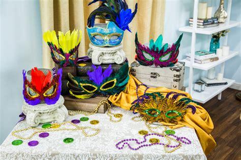 home family diy mardi gras mask hallmark channel