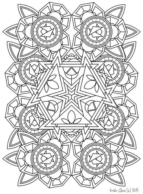 intricate mandala coloring pages free printable intricate mandala coloring pages instant