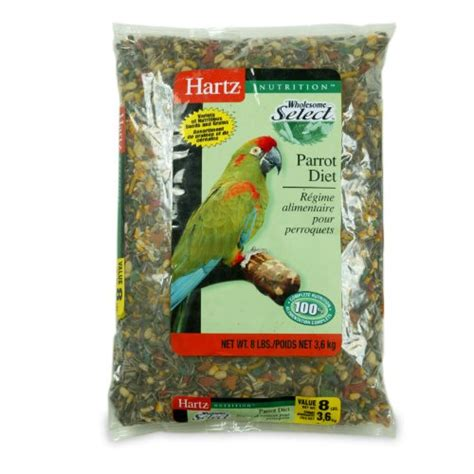 parrot seed deals hartz bird diet food for large birds 8