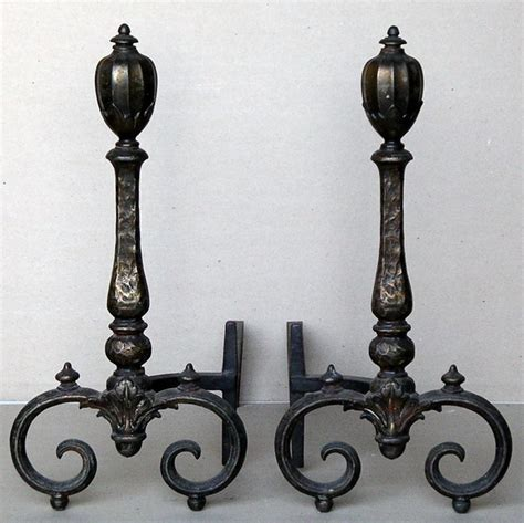 Fireplace Andirons by Apple Fireplace Andirons San Diego