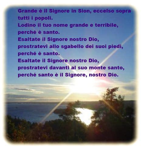 salmo 91 testo salmo 98 leggoerifletto