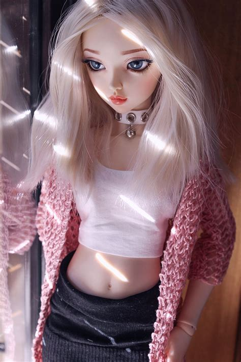 jointed doll gallery 67 best minifee gallery bjd images on