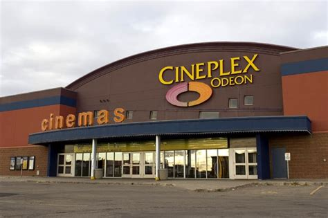cineplex galaxy cineplex com cineplex odeon grande prairie cinemas