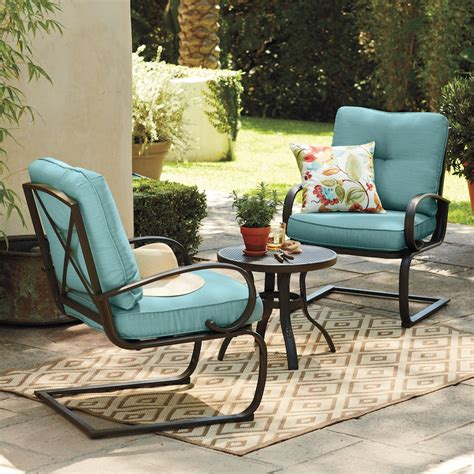 Kohls Outdoor Patio Furniture Cushioned Patio Outdoor Furniture Kohl S
