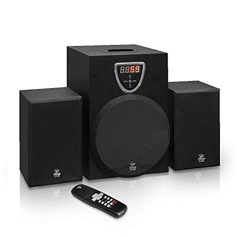 review pyle 2 1 channel home theater stereo