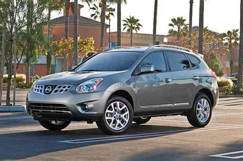 changeable crossover 2013 nissan rogue sv awd times union