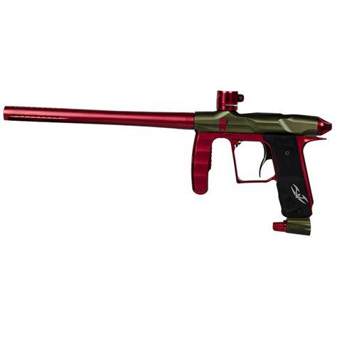 Valken Proton Paintball Gun by Valken Proton Le Paintball Marker Olive Dust Tt