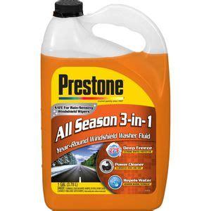 Prestone Antifreeze Radiator Coolant Galon 3 78 Ltr 100 Originale prestone 1 gal 27 degree fahrenheit windshield washer