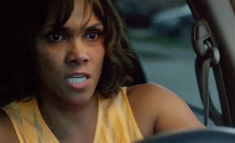 Halle Berry Finally Gets by Halle Berry Faces Every S Worst Fear In Trailer For