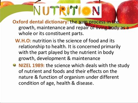 supplement definition nutritional supplements definition of nutritional diet and
