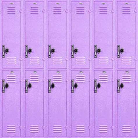 girly locker wallpaper school lockers background lavender tiled background image