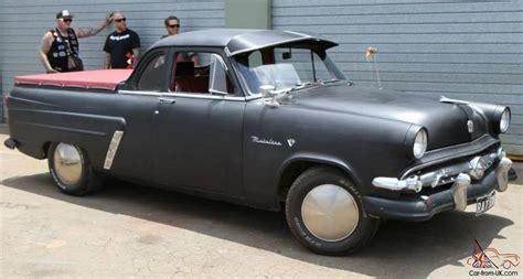 1953 ford mainline 1953 ford mainline ute