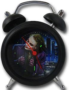 The Batman Clock Gives You Cool Credentials by Getbatman For Amazing Batman Goodies