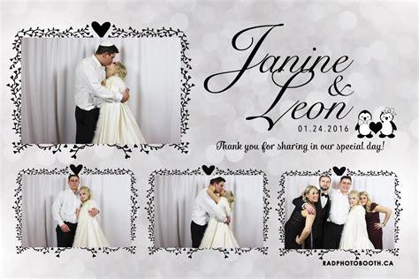 wedding photo booth layout janine leon wedding photo booth toronto