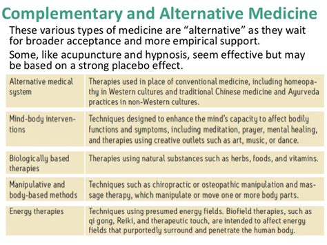 Alternative Medicine Essay by Ch 12 Emotions Stress Health