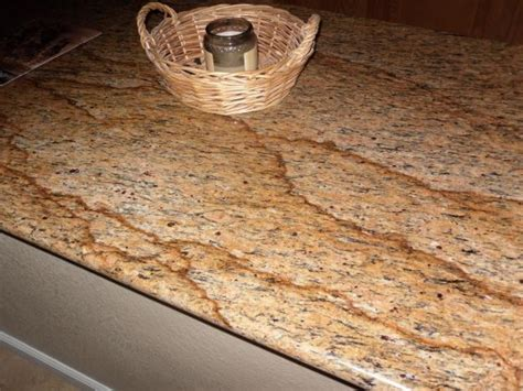 Imitation Granite Countertop by Painting Laminate Countertops Part Two