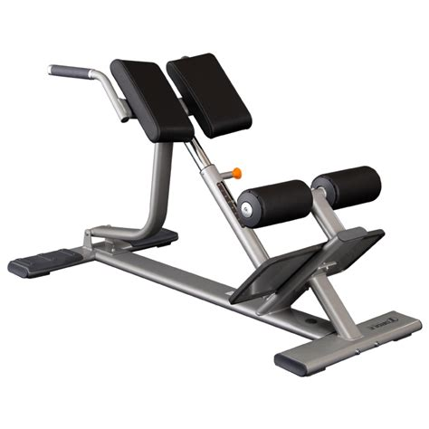 torque back extension bench - Back Extensions Bench