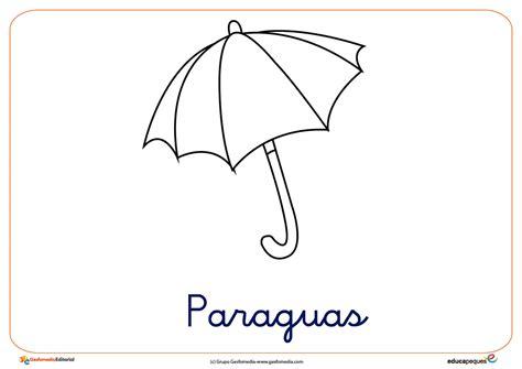 imagenes de invierno y verano para colorear paraguas ficha ropa invierno colorear