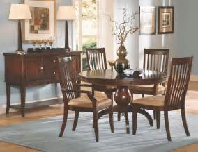 Round dining room wooden tables and chairs via vaynuhanghieu com