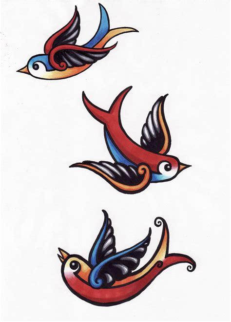 Tattoo Flash Birds | tattoo flash birds clipart best