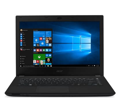 Acer Business Travelmate P248 Mg I7 6500u tmp248 m 76ya laptops nx vbeaa 003 acer professional solutions
