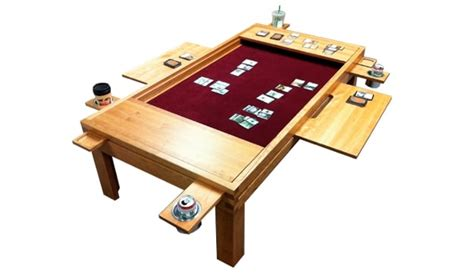 Mtg Table by Chic The Geekiest Furniture Made Bit Rebels