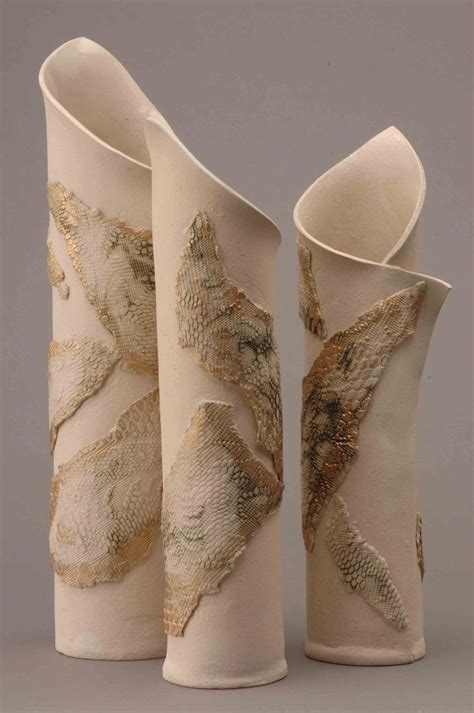 Slab Vases Ceramics by 289 Best Images About A For Pottery On