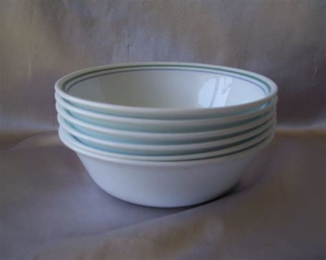 corelle country cottage bowls six corelle country cottage cereal bowls from