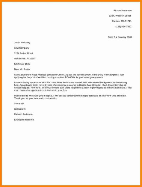 7 exle of great cover letters assembly resume