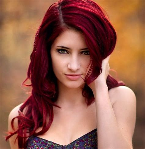 i would love to have this hair color beauty would i have to bleach my hair to gtet this color red