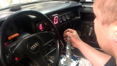 Audi 01e Getriebe by Audi 01e Box Sqs Sequential Shifter