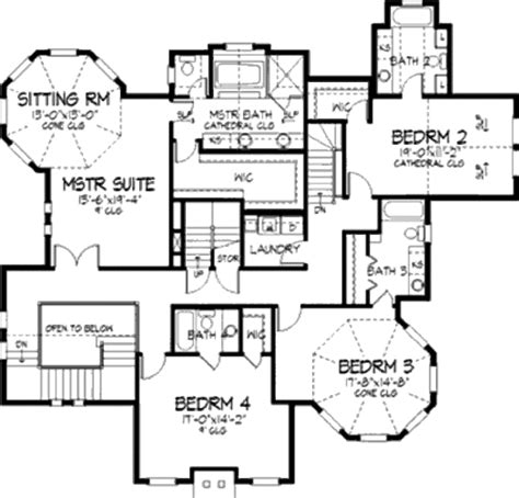 victorian country style 5809 4 bedrooms and 2 baths victorian style house plan 4 beds 5 00 baths 4161 sq ft