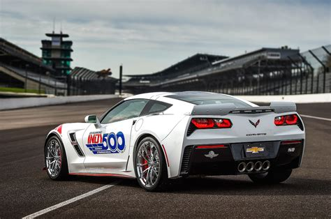 chevrolet corvette grand sport  pace st indy