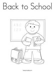 back to school coloring page back to school coloring page twisty noodle