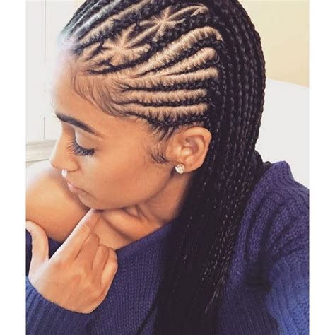 braided to the scalp hairstyles for black people lemonade braids top 30 lemonade braid hairstyles from