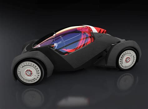 3d le strati is the world s 3d printed car