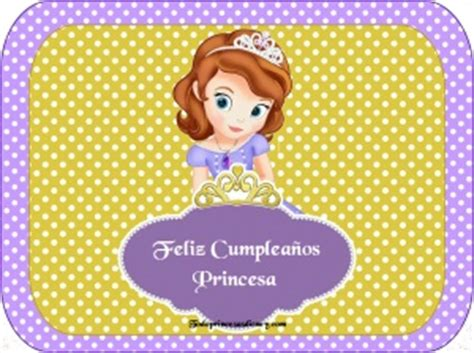 imagenes feliz cumpleaños sofia descargar imagenes de cumple con sofia princesita