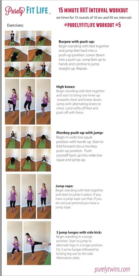 75 best images about hiit workouts on cross