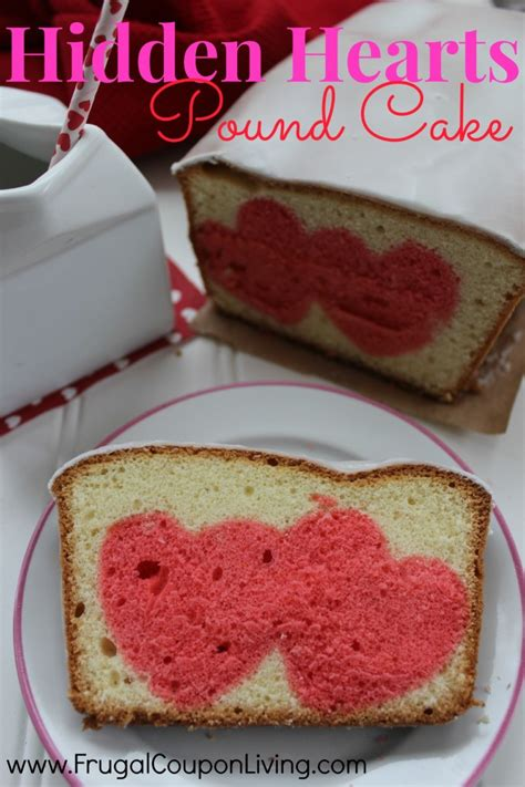 valentines day cakes recipes hearts pound cake recipe s day food craft