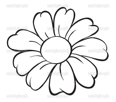 Simple Flower simple drawing of flowers at getdrawings free for