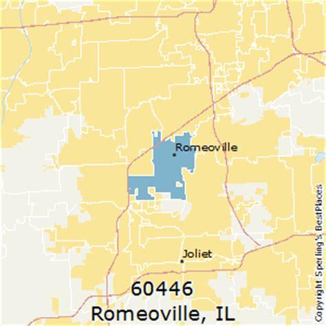zip code map joliet il best places to live in romeoville zip 60446 illinois