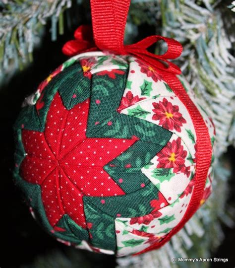 pattern for quilted christmas balls pin by suzanne swanson on christmas pinterest