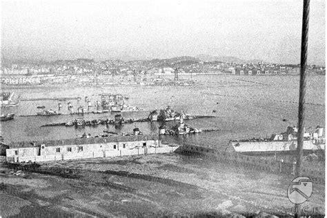 porto militare francese il porto e la citt 224 di tolone navi da guerra francesi