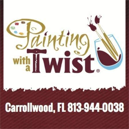 paint with a twist florida painting with a twist carrollwood ta fl updated
