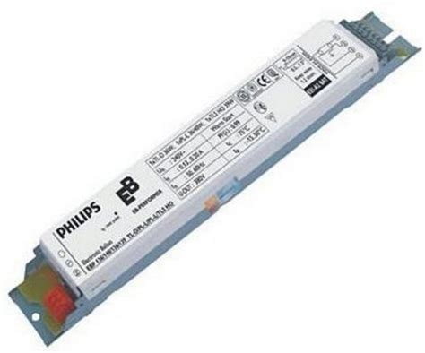 Ballast Led Philips buy philips 36w 110 300v ac sumo slim electronic ballast best prices industrybuying