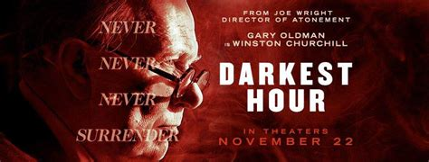 darkest hour demons darkest hour 2017 poster 1 trailer addict