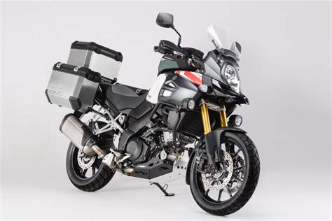 Tas Motor Parts March suzuki v strom 1000 nuovi accessori by sw motech